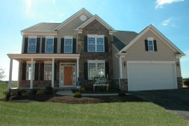 Homes in New Homes in Woodstock, MD.